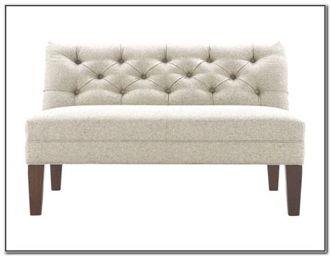 Low Upholstered Bench Upholstered Bench With Low Back 24258 Hoopsofly