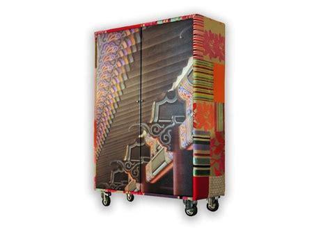 armadio di stoffa armadio patchwork