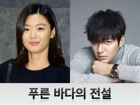 Dvd Korea Legend Of The Blue Sea profil lengkap pemain k drama the legend of the blue sea jauhari net