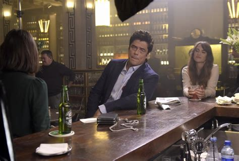 heineken commercial hero actress benicio del toro heineken spokesperson actor joins beer
