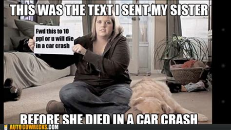 Texting And Driving Meme - 20 hilarious texting while driving memes
