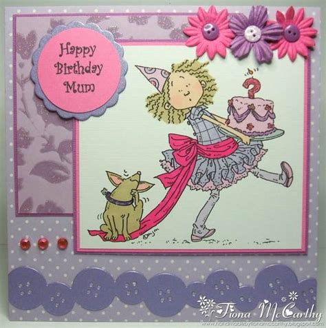 Handmade Gifts For Mothers Birthday - handmade mothers day and birthday card ideas family