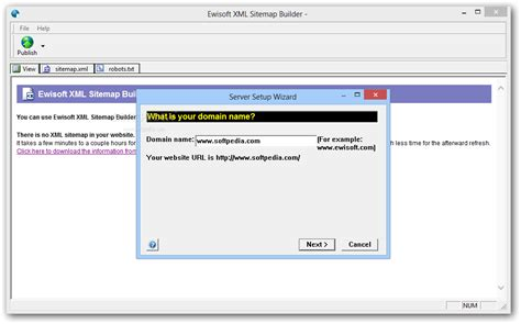 xml builder pattern ewisoft xml sitemap builder download