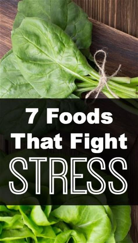 7 Best Foods For Stress Relief by 379 Best Do Your Images On Healthy