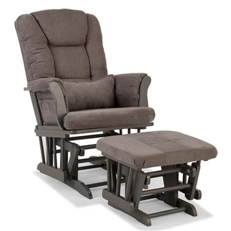 storkcraft custom tuscany glider and ottoman storkcraft tuscany custom glider and ottoman in gray and