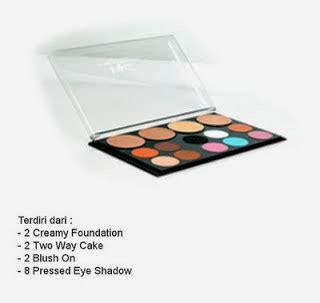 Harga Pac Foundation Palette berkah grosir murah