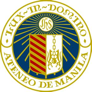 college seal template course syllabus template and other materials ateneo