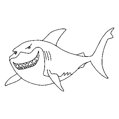 can sharks see color shark coloring pages 1 coloring