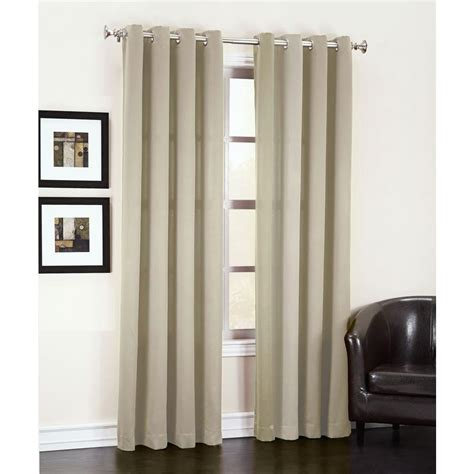 sun curtains sun zero semi opaque stone gregory room darkening grommet
