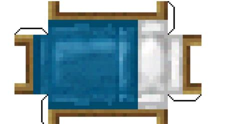 Minecraft Papercraft Bed - bed minecraft papercraft template pictures to pin on