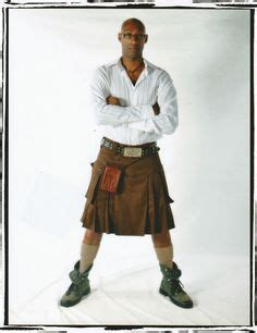 Utilikilt Lets Wear Skirts by The Crisp White Shirt And White Tie Sharp Kilts