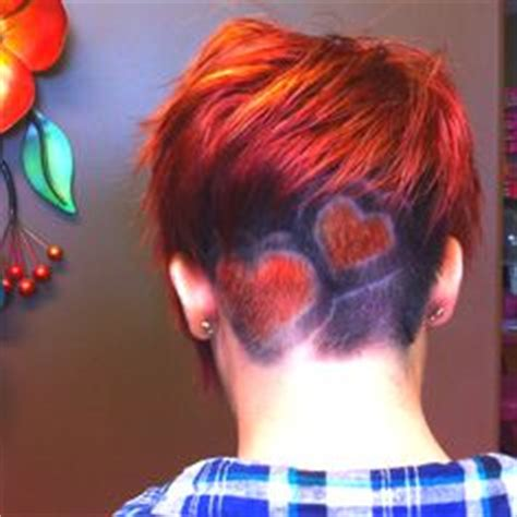 heartbeat hair tattoo 1000 images about hair carving tattoos on pinterest
