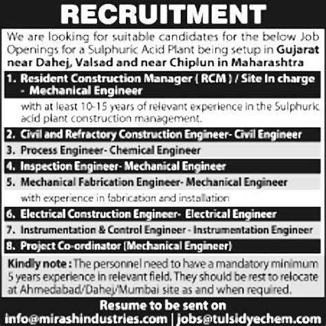 design engineer jobs gujarat job mechanical fabrication engineer mechanical