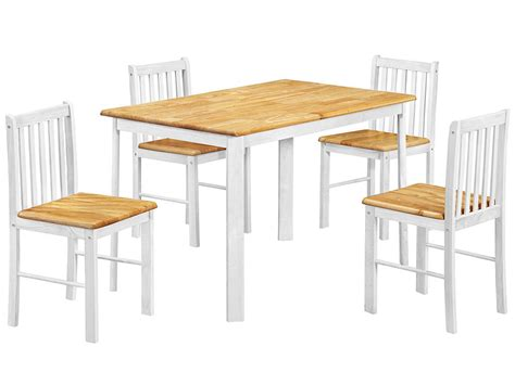 white dining table and chairs ebay oak white finish dining table and chair set with