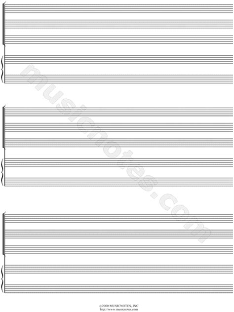 manuscript template for apple pages musicnotes com quot manuscript paper for piano trio sab