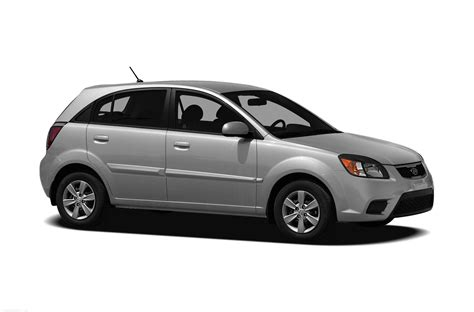 Kia Gas Mileage Refund 2010 Kia Rio5 Price Photos Reviews Features