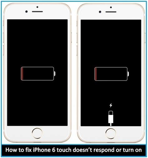 how do you if your is best solution how to fix iphone 6 touch doesn t respond or turn on 6 plus