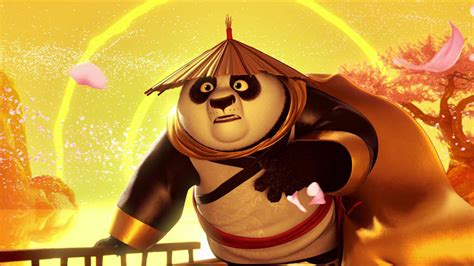Kaos Kungfu Panda Kungfu Panda Po And Mr Ping By Crion kung fu panda 3 trailer teaser trailer