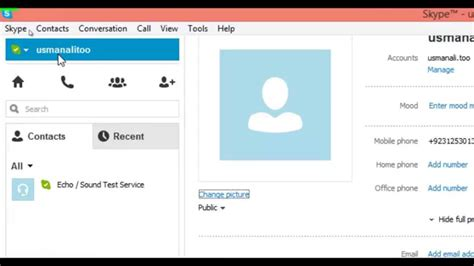 How To Search For In Skype How Delete Deactivate Your Skype Account