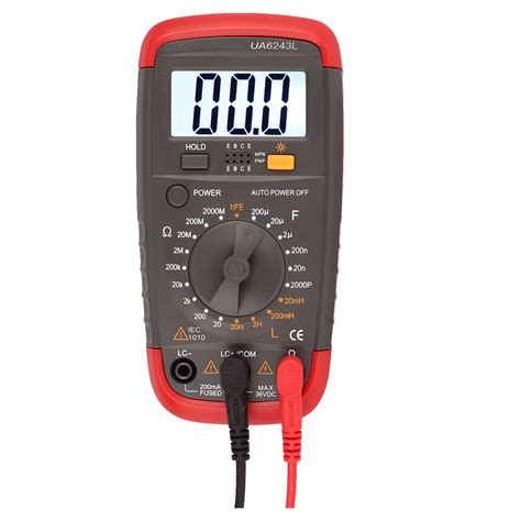how to test a inductor with multimeter digital multimeter dmm resistance capacitance inductance lcr multi meter teb5n9