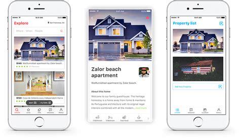 airbnb mobile develop app like airbnb vacation rental app platform