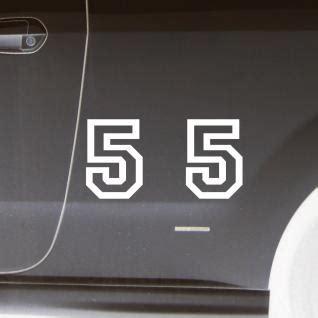 Racing Nummern Aufkleber by Racing Aufkleber G 252 Nstig Sicher Kaufen Bei Yatego