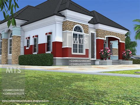 5 bedroom bungalow design mr chukwudi 5 bedroom bungalow residential homes and