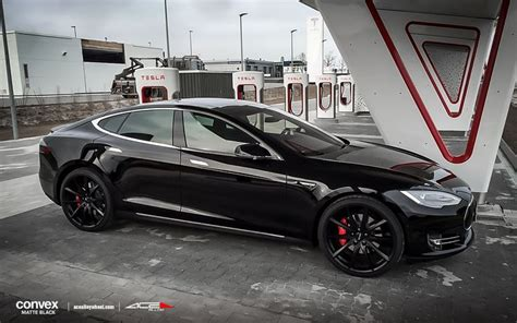 Kyt C5 Solid Titanio Black Matt 20 quot wheel matte black convex d704 tesla model s avail