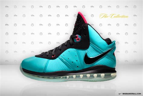 nike lebron sneakers nike lebron 8 miami south edition