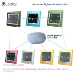 china taiyito zigbee smart home products for home