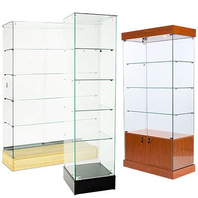 used shop display cabinets display cabinets commercial glass cases for retail stores