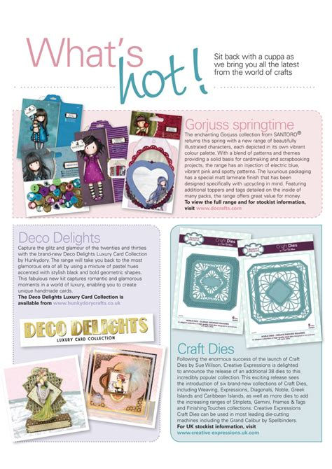 Papercraft Essentials - papercraft essentials magazine papercraft essentials