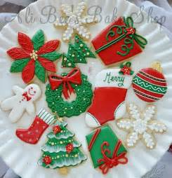 christmas cookies cookie decorating ideas pinterest