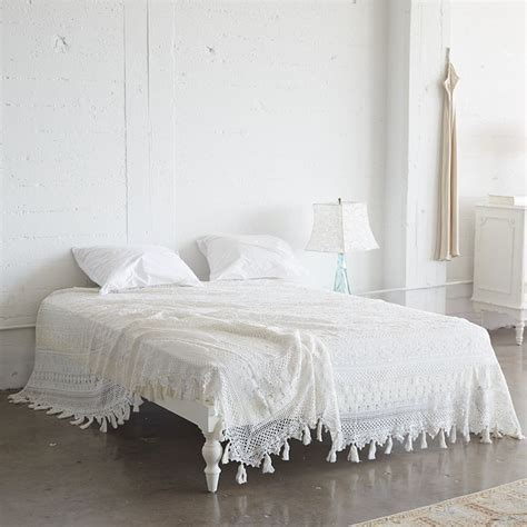 lace coverlet bedding 17 best ideas about lace bedding on pinterest bedskirts
