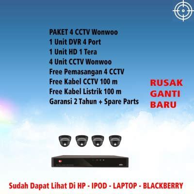 Cctv Wireless 8 Outdor Promo paket promo paket pemasangan cctv ahd