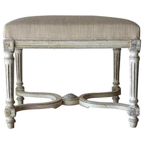 small bench french lxvi style small bench at 1stdibs