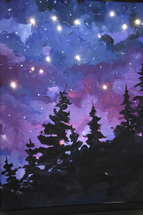 paint nite new 17 best ideas about sky painting on digital