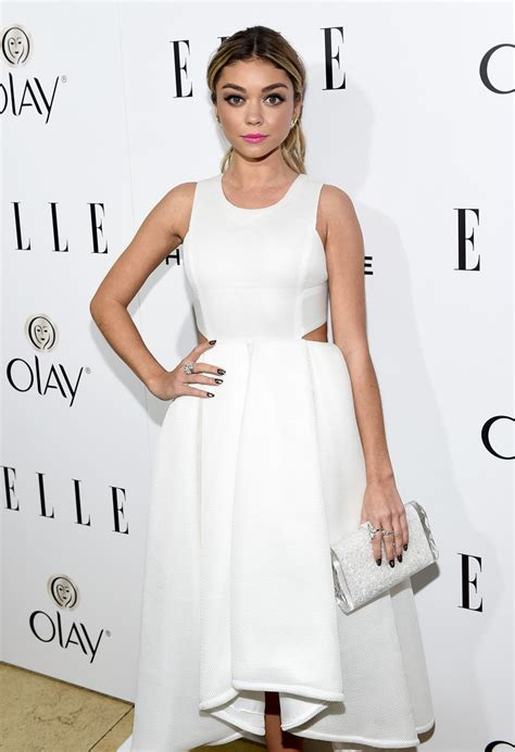elle sappelait sarah le 225315752x sarah hyland 2015 celebrity photos a elle annual women in tv celebration in los angeles