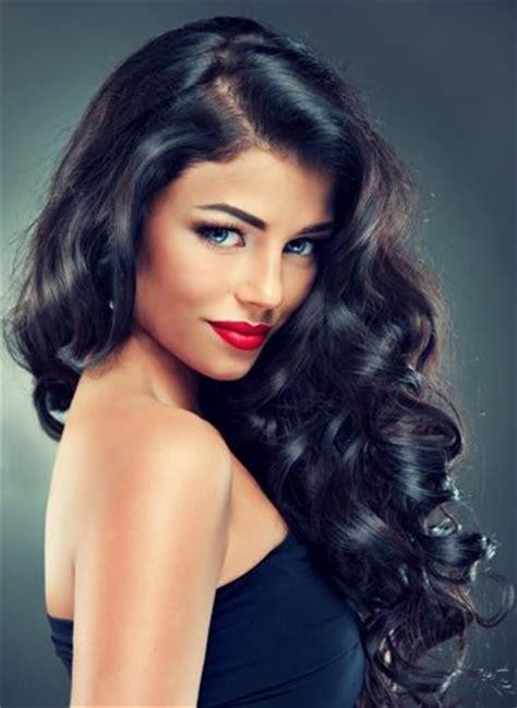 long black hairstyles 2015 with pin ups la moda en tu cabello sensuales peinados para cabello con
