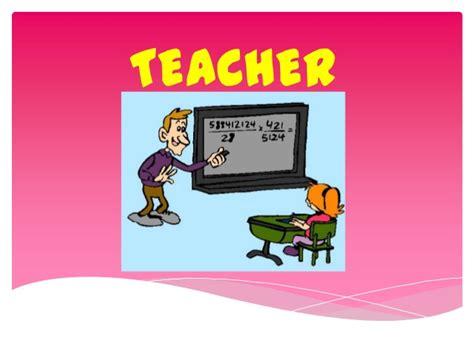imagenes en ingles teacher profesiones en ingles para ni 241 os de primaria