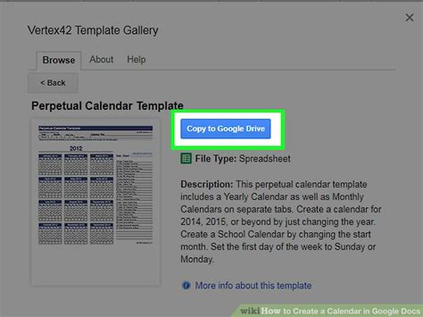 a calendar in docs the 2 best ways to create a calendar in docs wikihow