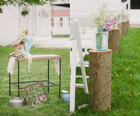 Country Chic Farm Wedding   Rustic Wedding Chic