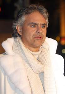 Blind Gossip Com Andrea Bocelli In Quot A Christmas Carol Quot In London Zimbio