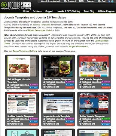 Free And Premium Joomla 3 0 Templates Free Joomla 3 0 Templates