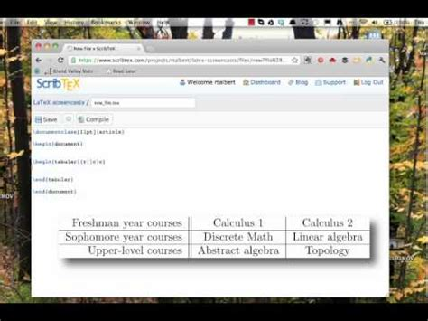 latex tutorial align latex tutorial 05 using the align environment funnycat tv