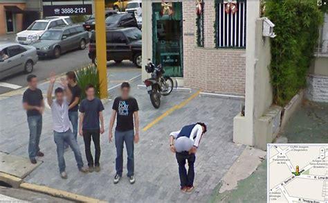 imagenes insolitas de street view blog do masaki fotos engra 231 adas do google street view