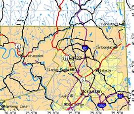 us map dalton dalton pennsylvania pa 18414 profile population maps