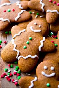 How To Decorate Cookies With Royal Icing My Favorite Gingerbread Men Recipe Sallys Baking Addiction