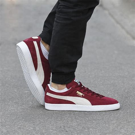 Sneaker Shoes Suede Classic 352634 75 Best Shoes