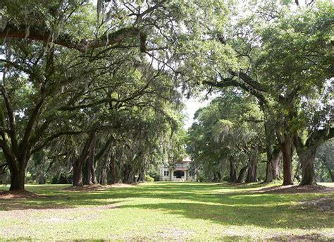 list of plantations in south carolina